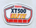 Patch Elite Yamaha XT500